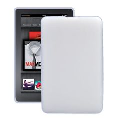 Soft Shell (Hvid) Amazon Kindle Fire Cover