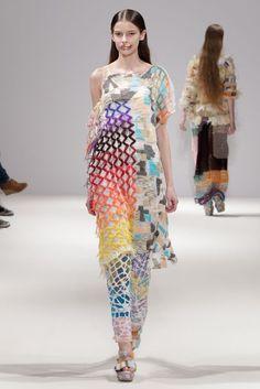Leutton Postle Spring/Summer 2012 Ready-To-Wear Collection   British Vogue
