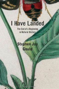 I Have Landed: The End of a Beginning in Natural History by Stephen Jay Gould http://www.amazon.com/dp/0674061624/ref=cm_sw_r_pi_dp_07uVub046MZ1N