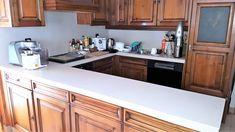 Kitchen Cabinets, Home Decor, Countertop, Modern, White People, Decoration Home, Room Decor, Cabinets, Home Interior Design