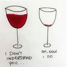 Wine always helps. #winequote #CocktailsNfitness