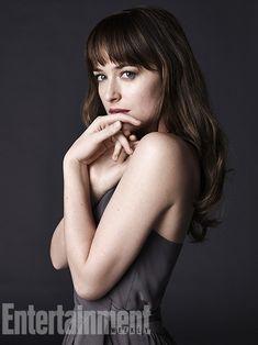 Dakota Johnson para Entertainment Weekly. #CinquentaTonsFilme #AnastasiaSteele