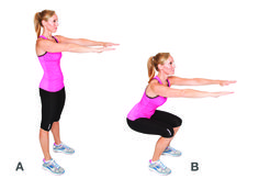 5 Exercises to Slim Your LegsFitness and Beauty