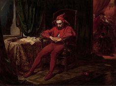 Stańczyk (painting) - Wikipedia