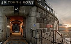 A Victorian Coast Defense Fort Is Transformed Into A Luxury Hotel
