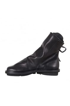 Trippen Women's Tramp Black Boot | idaretobe online stockist
