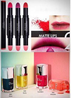 Dior Spring 2017 #makeup collection sneak peek