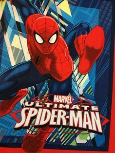 23f0a8837 Spider Man Nap Blanket by 2KrazyLadiesCrafts on Etsy Spiderman Blanket,  Blankets, Plush, Ceilings