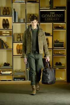 Tod's Fall 2015 Menswear - Collection - Gallery - Style.com