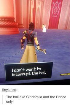 Terra Kingdom Hearts Empty ballroom