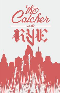The Catcher in the Rye by byNick on DeviantArt