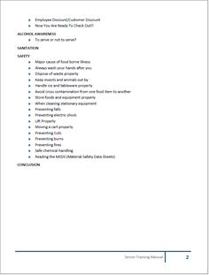 Safety Trainer Sample Resume 16 Best Training Manual Images On Pinterest  Manual User Guide And .
