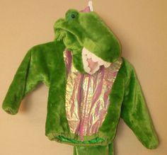 Dinosaur Dragon Halloween Costume Boy Girl 4 5 6 Celebration Warm Dress Up…