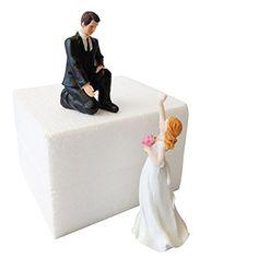 "Together Through Life Wedding Cake Topper Figurine 4.7"" X 2.6"" X 5.7"" yepmax http://www.amazon.com/dp/B00VHVPJE8/ref=cm_sw_r_pi_dp_cqnnvb0SSE68C"