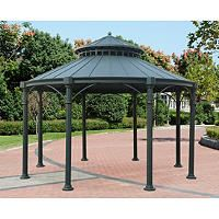 Mulford Hardtop Gazebo - Sam's Club