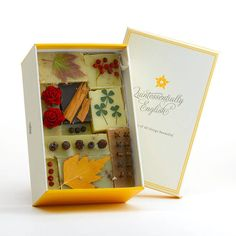 organic artisan soap gift box by quintessentially english   notonthehighstreet.com