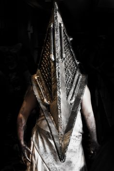 Pyramid Head, Silent Hill | Momocon 2013 #cosplay