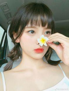 Pretty Korean Girls, Cute Korean Girl, Korean Beauty Girls, Asian Beauty, Girl Korea, Ulzzang Korean Girl, Uzzlang Girl, Girl Short Hair, Tumblr Girls