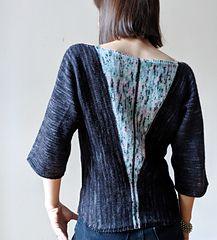 Ravelry: Flying Vee pattern by Stephanie Earp