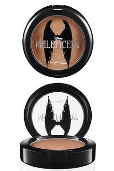 MAC Maleficent Make-Up Collection Photos - Angelina Jolie (Vogue.com UK)