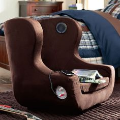 ichair audio jack lounge seating