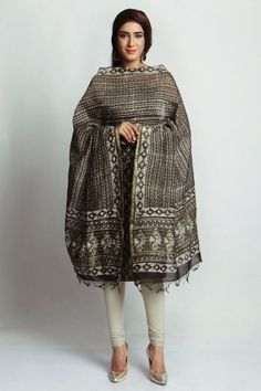 Unstitched Suits | Hand Block Print | Bagru | IndiaInMyBag.com