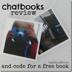 Chat Books Review by tagsthoughts.com and Free Instagram Book Code