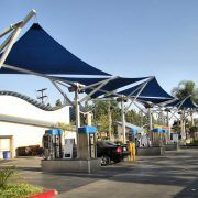 Shade sails are modern whimsical shade structures for patios, courtyards, entries, gardens and more. Shade Sails, Patio Shade, Shade Structure, Marina Bay Sands, Sailing, Home Improvement, Shades, Outdoor Decor, Modern