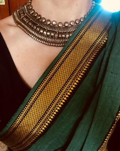 Do you want to find out about the best Elegant Design Indian Sari and products such as Elegant Design Saree also Blouse then Click VISIT link above for more info Indian Attire, Indian Outfits, Indian Wedding Outfits, Indian Wear, Saree Jewellery, Jewellery Shops, Gold Jewellery, Silver Jewellery Indian, Silver Jewelry