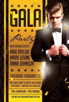 Gala Night Party Flyer Template - http://ffflyer.com/gala-night-party-flyer-template/ Enjoy downloading the Gala Night Party Flyer Template created by Matteogianfreda! #Classy, #Club, #Dance, #Dancing, #Dj, #Edm, #Electro, #Elegant, #Event, #Nightclub, #Party