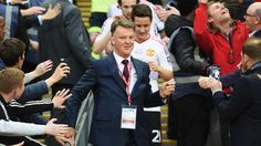 Van Gaal reflects on FA Cup success - Official Manchester United Website