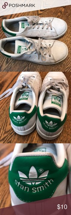 KIDS SIZE 4 1/2 STAN SMITH KIDS SIZE 4 1/2 STAN SMITH. WORN. adidas Shoes Sneakers