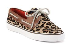 Fashion forward fun Sperry prints for my teen daughter