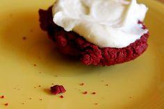 www.iamdwj.com  \\ Deliciousness | Red Velvet Sandwich Cookies #red #redvelvet #ValentinesDay #dessert