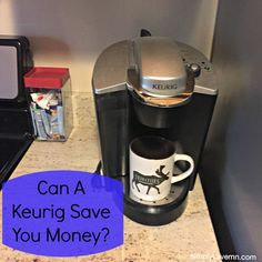 Can a keurig save you money? Depending on what kind of coffee drinker you are, there's a good chance!