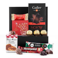 chocoholic standard christmas 2017 hamper boxes gift hampers luxury christmas gifts christmas 2017
