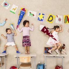 Einschulung: Erster Schultag - und Mama bricht zusammen!