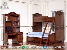 Bunk Beds, Luxury, Furniture, Design, Home Decor, Natural, Decoration Home, Loft Beds, Room Decor