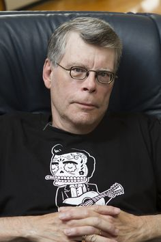 """Any Stephen King Fans out there? If you haven't read any of his books, here's a list that we feel are his """"must-reads."""""""