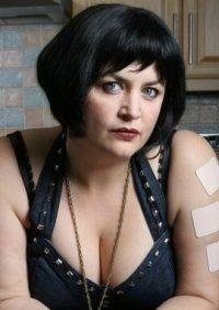 """Ruth Jones as Nessa- """"Gavin Stacey"""" which ran from 2007 to 2012 British Actresses, Actors & Actresses, Ruth Jones, Gavin And Stacey, You Make Me Laugh, British Comedy, Curvy Outfits, Celebs, Celebrities"""