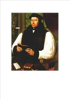 10th great grandfather Dr. Rowland Taylor, 1510 England. Martyred by Bloody Mary