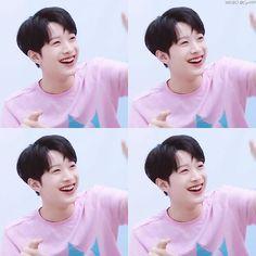 Lai Kuanlin too cute omg