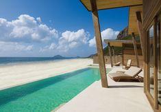 Six Senses Con Dao Resort on Con Son Island, Vietnam