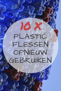 Easy Ways to Recycle – Recycling Information Plastic Recycling, Empty Plastic Bottles, Diy And Crafts, Crafts For Kids, Recycling Information, Good Environment, Ways To Recycle, Recycled Materials, Sour Cream