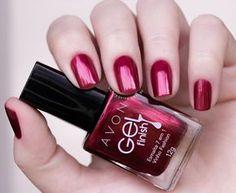 Avon Nail Polish, Avon Nails, Nail Polishes, Natural Manicure, Fall Manicure, Nail Jewelry, Nail Candy, Types Of Nails, Perfect Nails