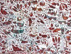 Gus Leunig - Creatures of the apple tree.