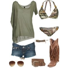 Country wear, country girls outfits, country fashion, cute n country, c Country Style Outfits, Country Wear, Country Girl Style, Country Fashion, My Style, Country Boots, Country Chic, Cute Summer Outfits, Cute Outfits