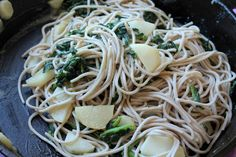 Like Lunching in Japan: Tokyo Turnips with Soba and Miso Butter