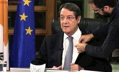 Cyprus leader criticizes UN envoy for alleged bias, haste