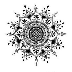 I'm offering a discount! Mandala Art Lesson, Mandala Drawing, Cat Icon, Mandala Tattoo Design, Stencil Painting, Mandala Pattern, Compass Tattoo, Mehndi Designs, Art Lessons